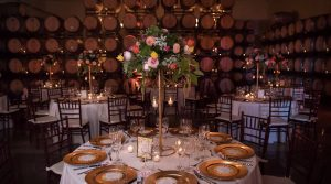 Reception Barrel Room