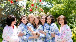 Bridesmaids at Lorimar Winery Wedding