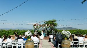 How A Wedding At Lorimar Winery Looks